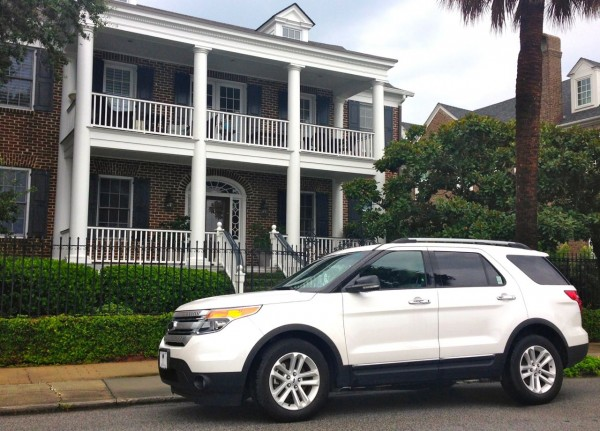 Ford Explorer Charleston