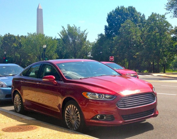 Ford Fusion Washington