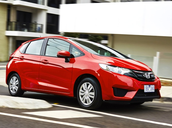 Honda Jazz New Zealand August 2014