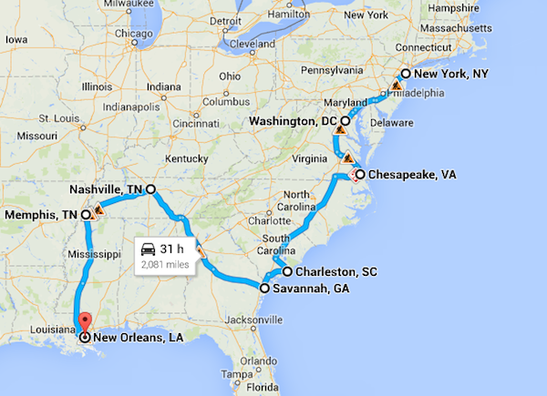 Toyota Of New Orleans >> Coast to Coast 2014 - Crossing Mississippi And Reviewing America's Motels - The Truth About Cars