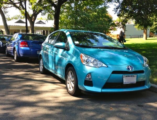 Toyota Prius C Washington