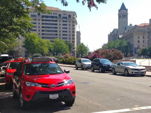 Toyota RAV4 Washington