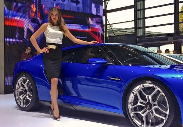 1. Lamborghini Huracan