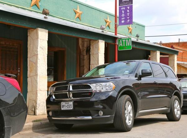 12. Dodge Durango Fort Worth