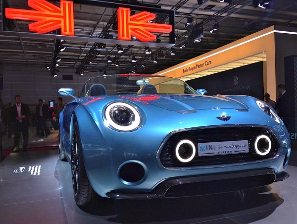 2. Mini Superleggera Vision 1