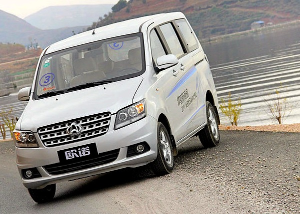 Chana Honor China September 2014. Picture courtesy of auto.ifeng.com