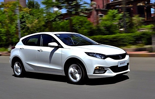 ChangAn Eado XT China September 2014. Picture courtesy of xcar.com.cn