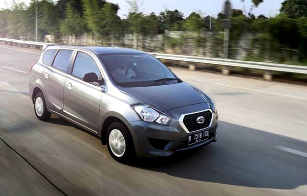Datsun Go+ Indonesia August 2014. Picture courtesy of autobild.co.id