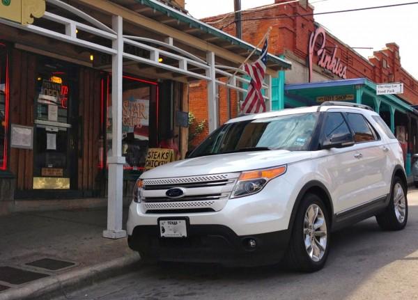 Ford Explorer Fort Worth 2