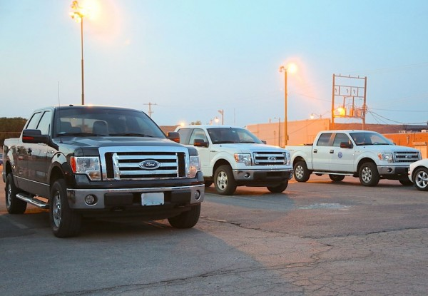 Ford F150 Stockyards City
