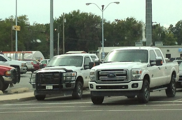 Ford F250 x 2 Route 66