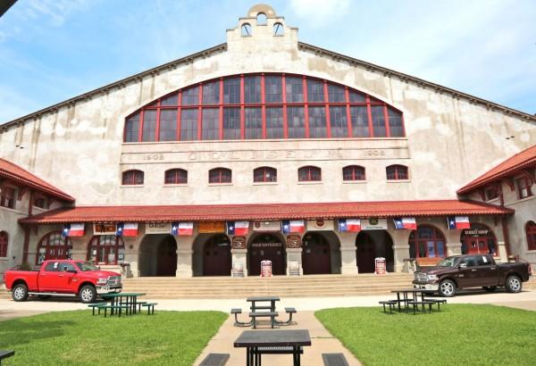 Fort Worth Coliseum