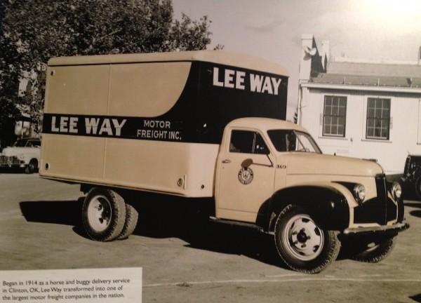 Lee Way Motor Freight