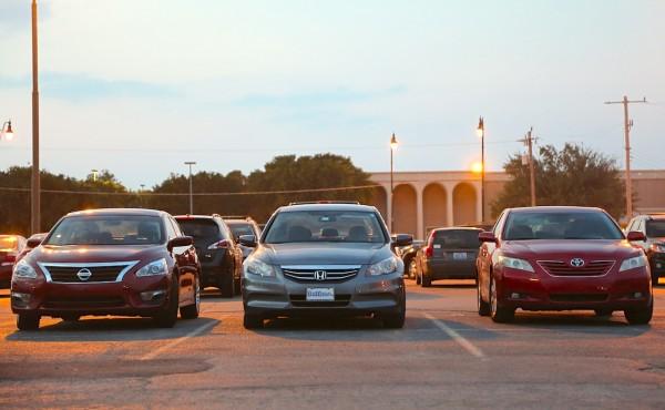 Nissan Altima Honda Accord Toyota Camry Oklahoma