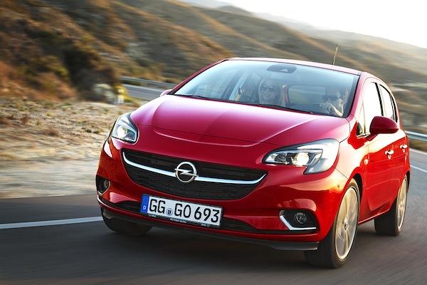 Opel Corsa Macedonia August 2014