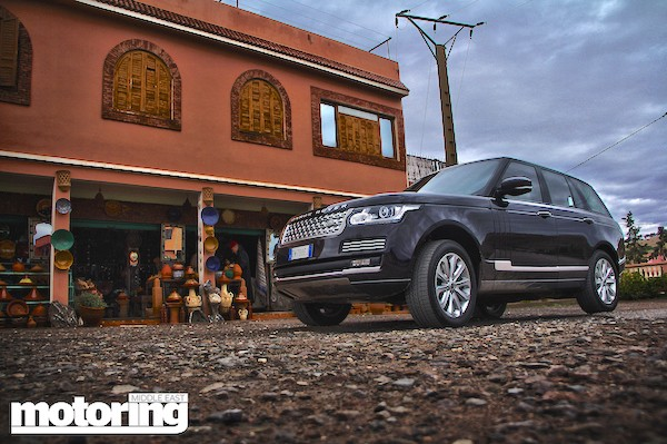 Range Rover UAE August 2014