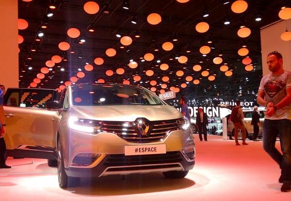 Renault Espace Paris Auto Show 2014a