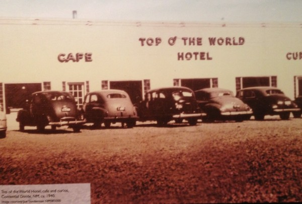 Top of the World Route 66 Hotel