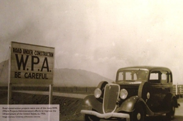 WPA Route 66
