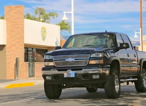 10. Chevrolet Silverado Albuquerque