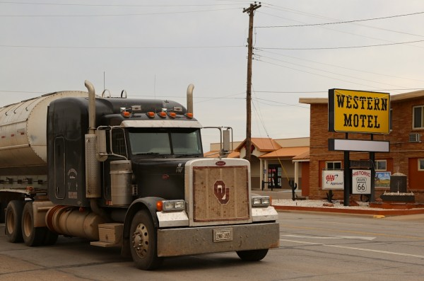 12. Western Motel Shamrock TX