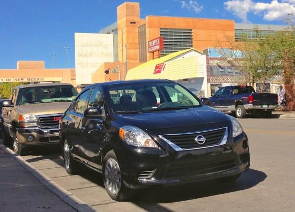 13. Nissan Versa Albuquerque
