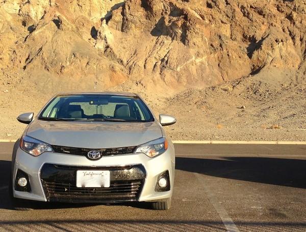 15. Toyota Corolla Badwater