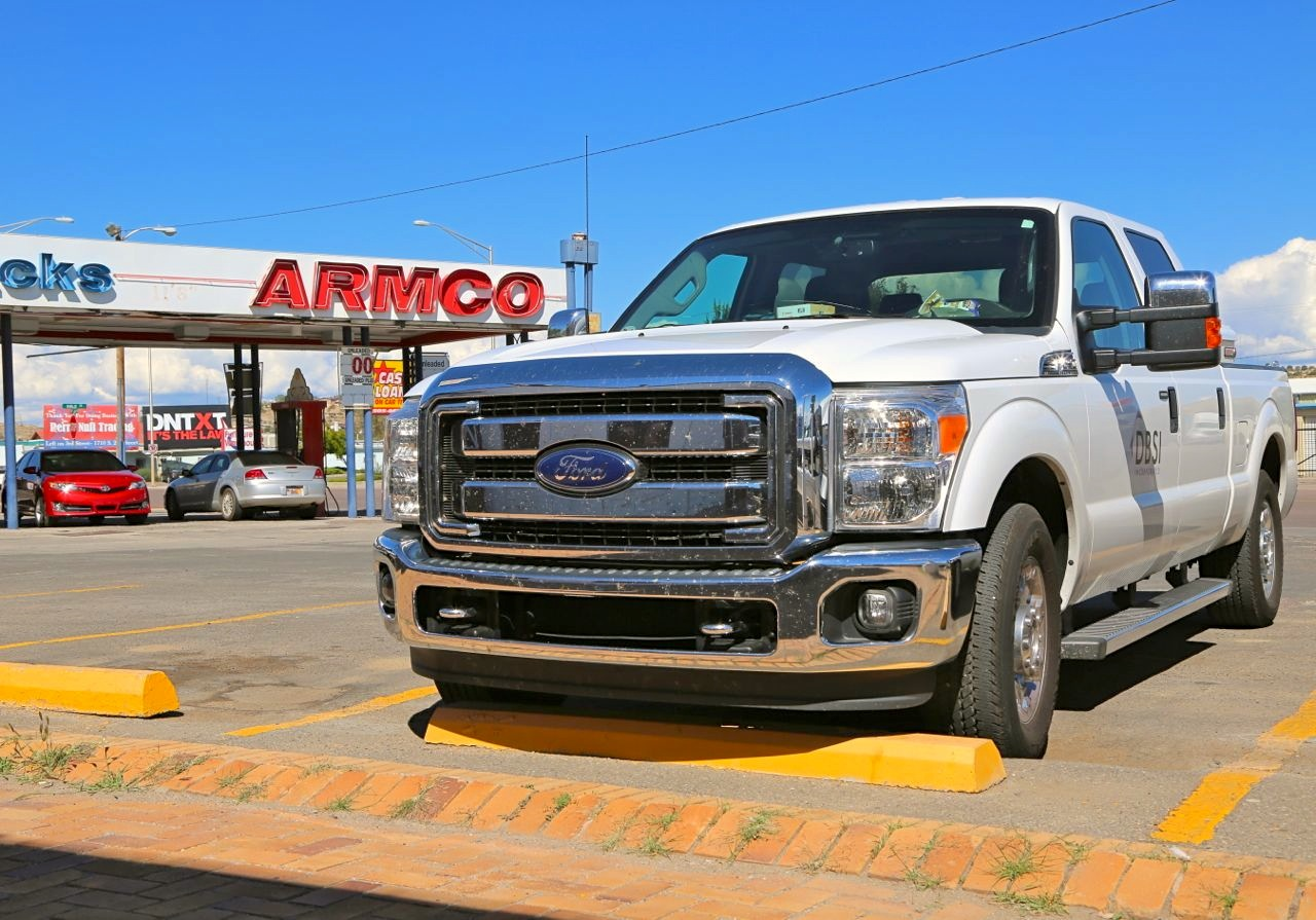 2. Ford F 250 Gallup