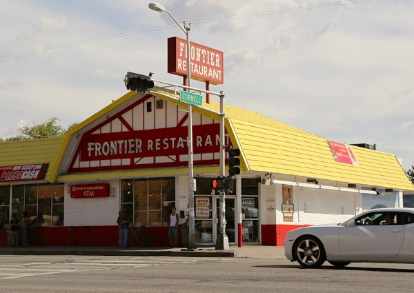 36. Frontier Restaurant Albuquerque NM
