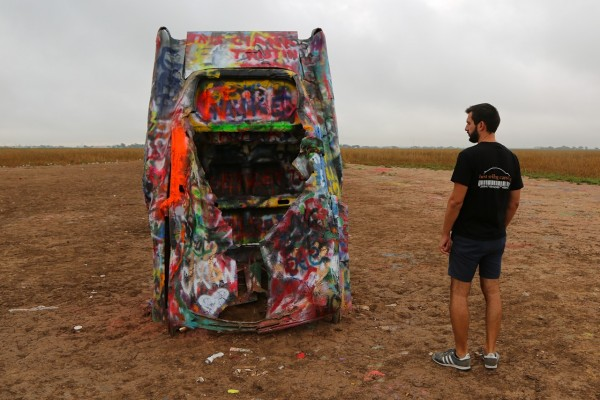 41. Cadillac Ranch Amarillo TX
