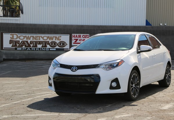 6. Toyota Corolla Las Vegas