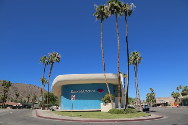 9. Bank of America Palm Springs