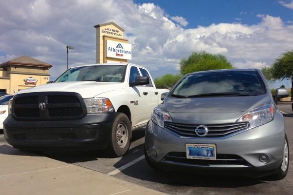 Albert Nissan Versa Note Las Vegas