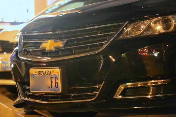 Chevrolet Impala detail Las Vegas