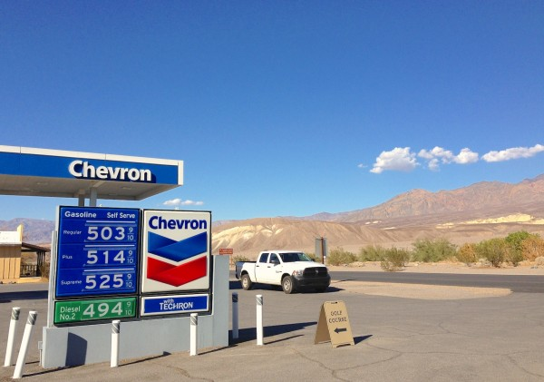 Chevron Furnace Creek 2