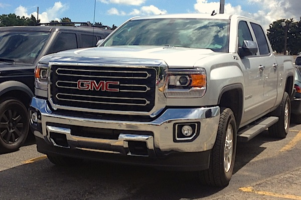 GMC Sierra New Orleans September 2014