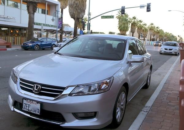Honda Accord Palm Springs