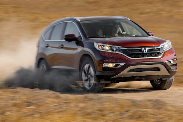 Honda CR-V Malaysia March 2015. Picture courtesy of motortrend.com