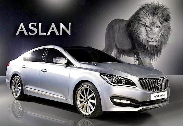 South Korea October 2014 Hyundai Aslan Starts Best Selling Cars Blog