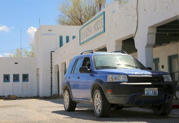Land Rover Freelander Amargosa