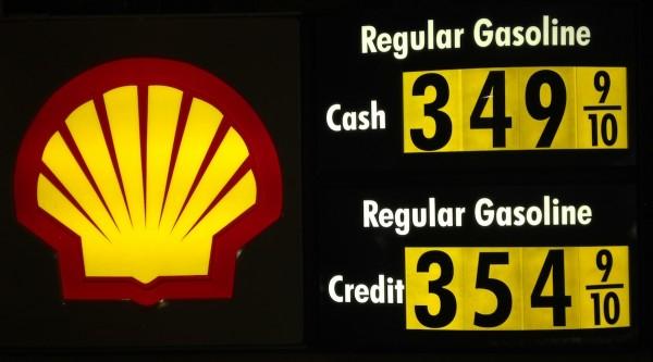 Las Vegas gas price
