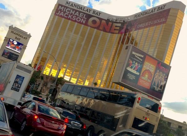 Las Vegas street scene 2