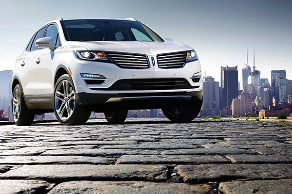 Lincoln MKC South Korea September 2014