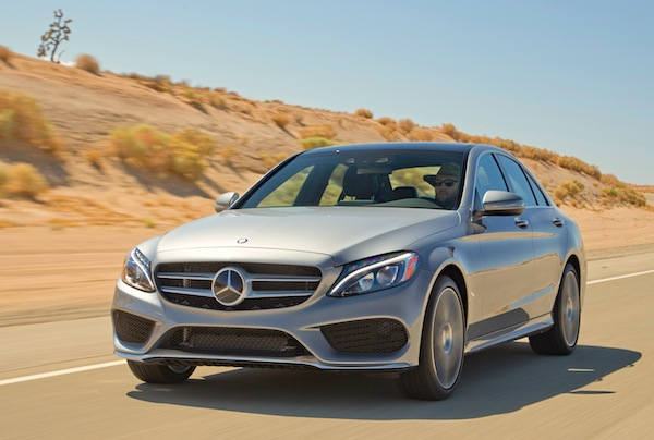 Mercedes C-Class Hong Kong October 2014. Picture courtesy of motortrend.com