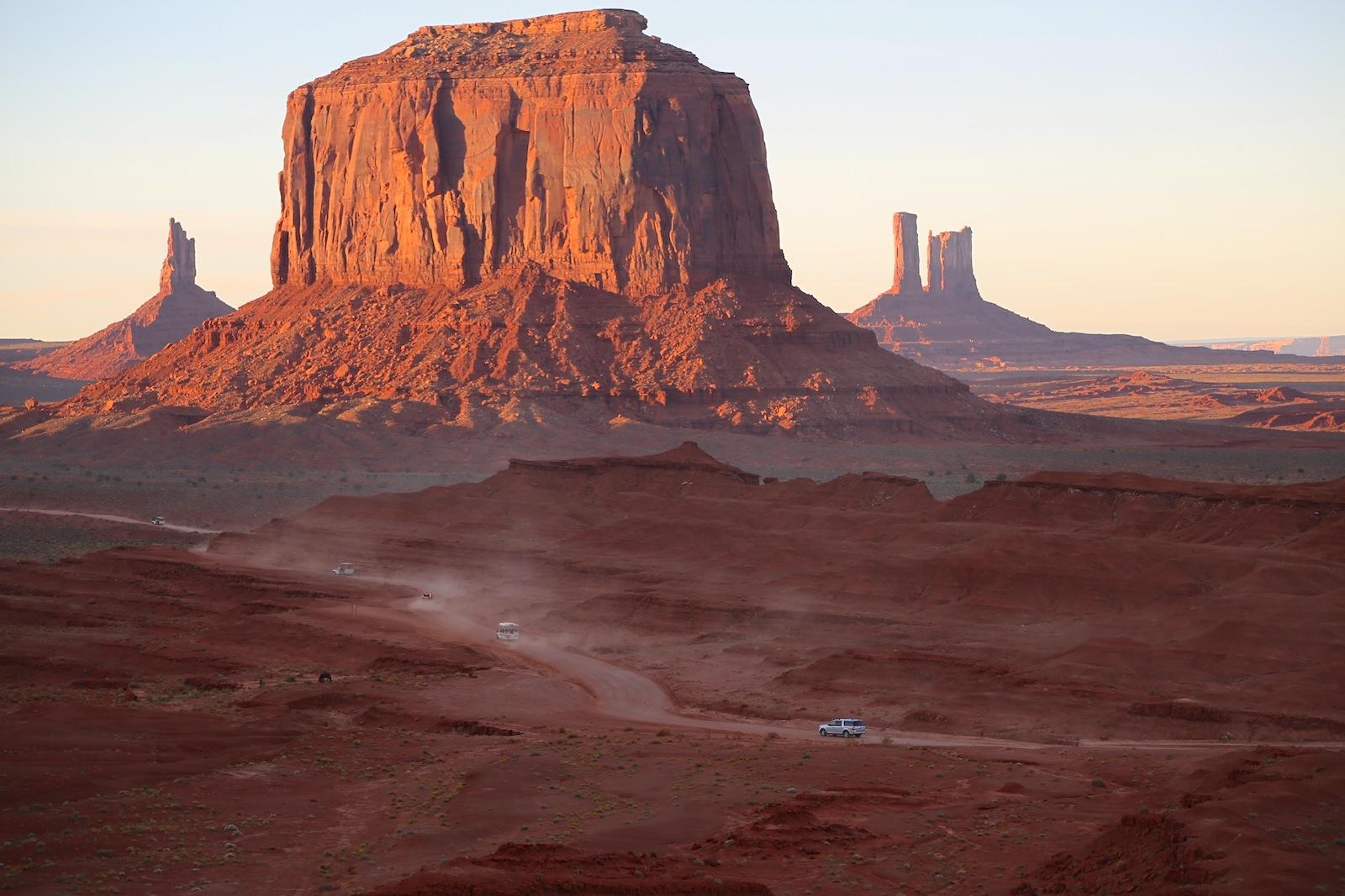 Coast To Coast 2014 Monument Valley Arizona Utah The