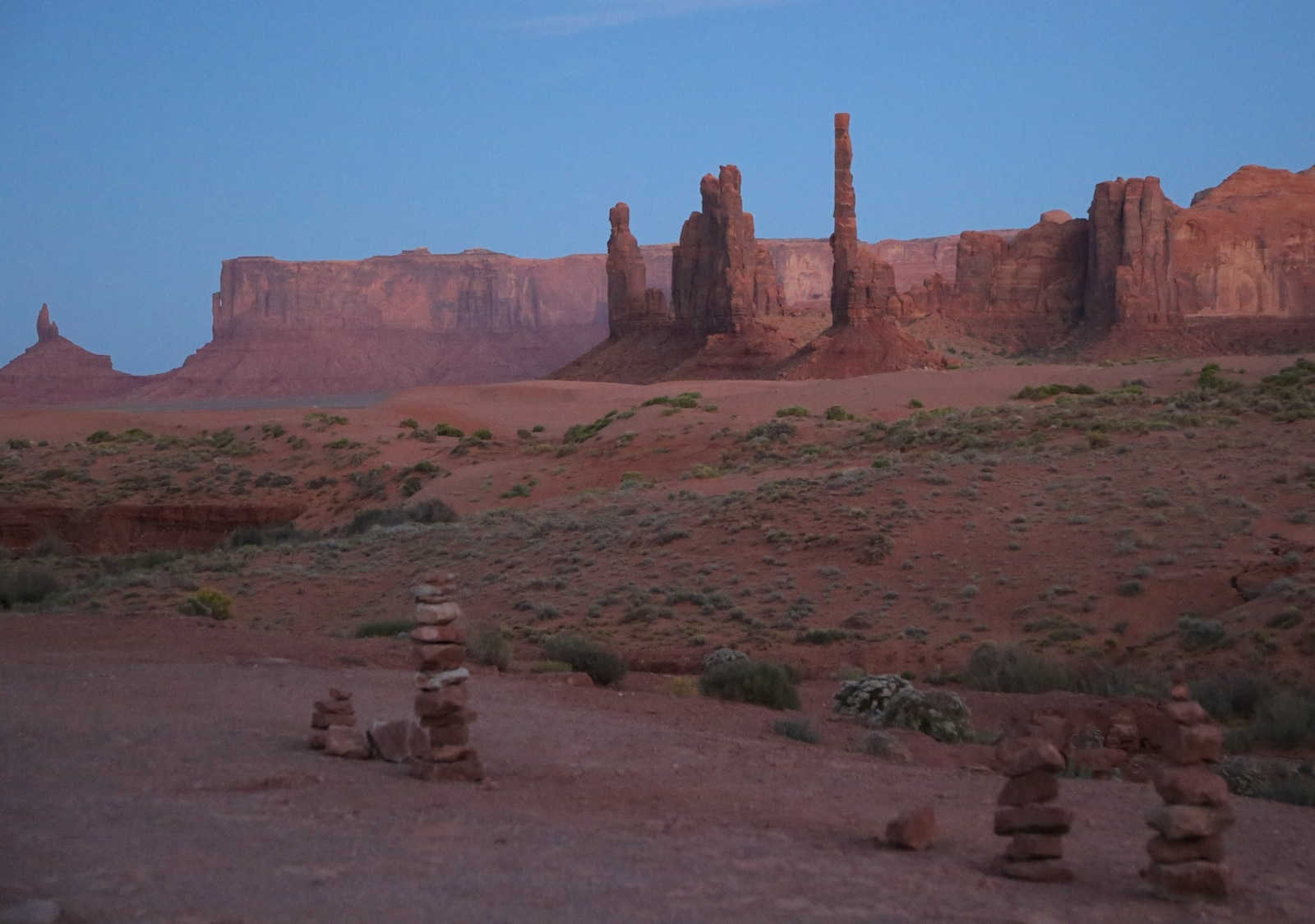 Coast To Coast 2014 Monument Valley Arizona Utah The