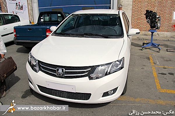Saipa S300 Iran October 2014c
