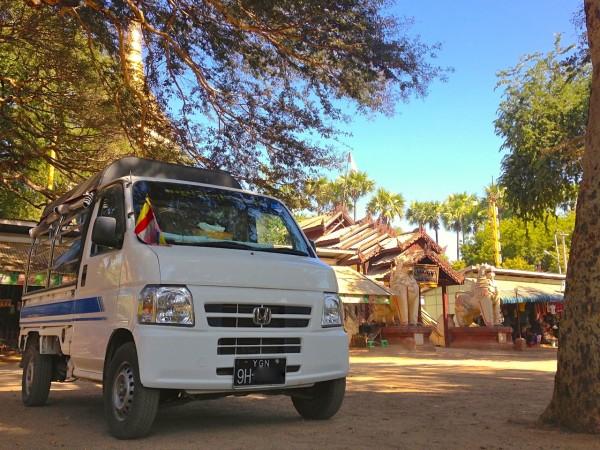 10. Honda Acty Bagan