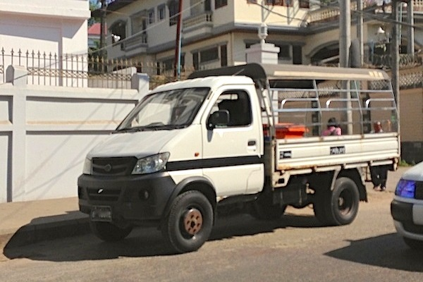 6. Chana Pickup Yangon