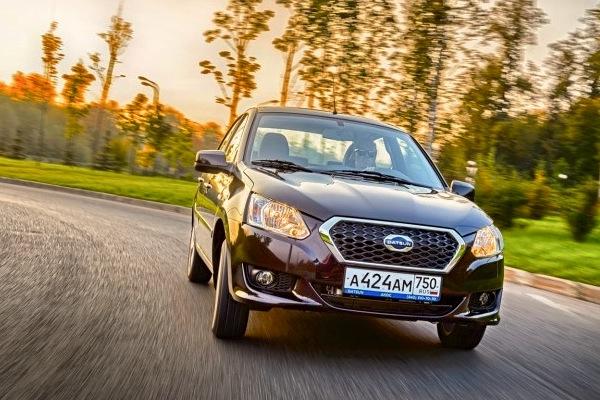 Datsun on-DO Russia March 2015. Picture courtesy of zr.ru